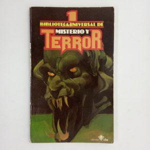 Biblioteca universal de misterio y terror 1