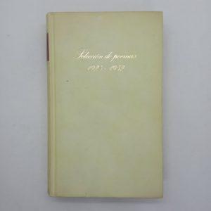 Selección de poemas (1925-1952)