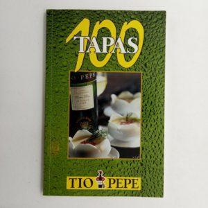 100 tapas Tío Pepe